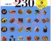 Out-of-Print Japanese Dollhouse Craft Book Clay Miniature Food Resturant Ramen Shop 230