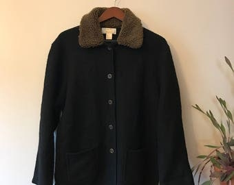 Cozy Wool Vintage Sweater