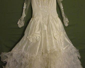 Vintage Fairy Tale Wedding Dress