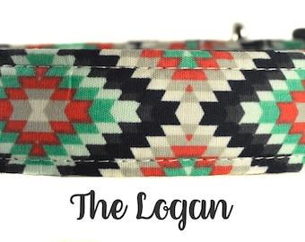 Multicolored Prism Dog Collar - The Logan