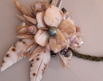 pearls and shells and Pearl