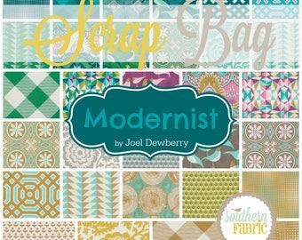 Modernist Scraps-- Scrap Bag Quilt Fabric by Joel Dewberry for Free Spririt