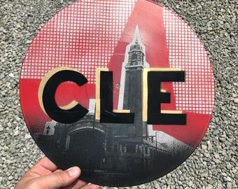 Cleveland Art on Vinyl Records 12