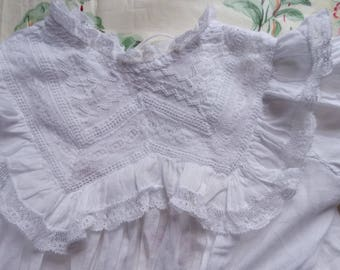 Edwardian baby gown