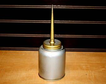 Vintage Eagle Oil Can - item #2783