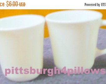 CHRISTMAS IN JULY 2 - Corning - Winter Frost Coffee Cups / Mugs - Euc - Price Is For All