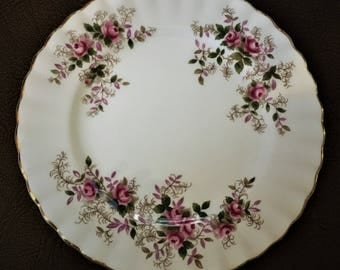 Royal Albert Lavender Rose Bread and Butter Plate