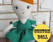 Custom Sweetling Doll Set for Kacey