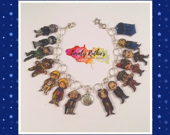 Doctor Who Time Lord Jewellery