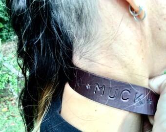 Goo Goo Muck Collar