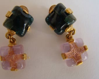 Atalante - Yves Saint Laurent sub-brand - earrings