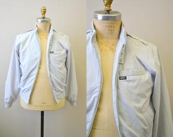 1980s Brut Pale Gray Jacket