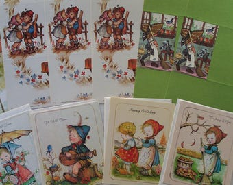 Vintage Stationery Collection - Little Darlings Anneliese Lot
