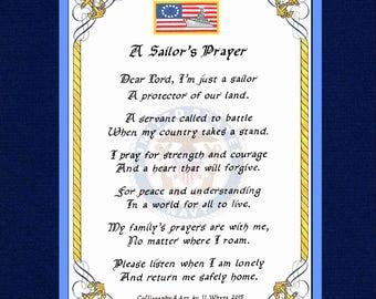 United States Navy Prayer