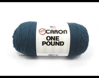 Caron One Pound, Cape Cod Blue, 16 oz