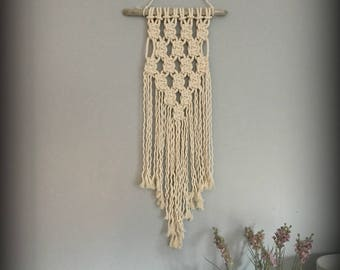 Macrame Wall Hanging - Small