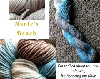 Nanie's Beach - DK -  300 yards - 132 g - 4.6 oz