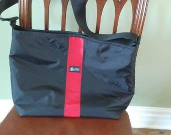 School bag, nylon easy to clean bag