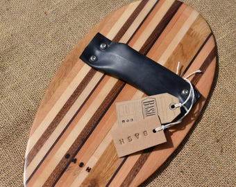 surf handplane, 100% eco friendly, made from reclaimed timber