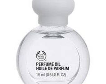 Crisp Cotton The Body Shop Perfume Oil