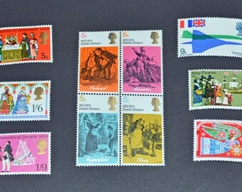 Great Britain 1968-1970 42 mint