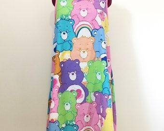 Care Bears A-Line Dress, Size UK 14
