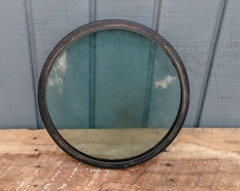 Antique Porthole Window - Ship Window - Boat Window - Navy Gift
