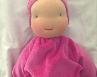 Waldorf - Sweet Baby Doll  Weighted baby doll - Medium Size