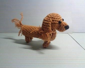 Lip balm cozy crochet dog including lip balm, dog amigurumi, lip balm cover, crochet cozy, cute, dog lip balm cover, lip balm holder
