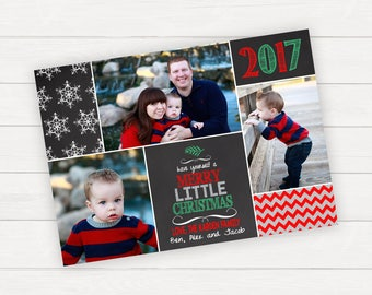 Christmas Photo Cards, Personalized Christmas Cards, Printable or Printed Cards, Holiday cards, Christmas cards with photos