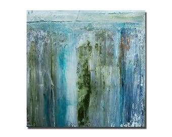 MARINA 1......original acrylic painting abstract art