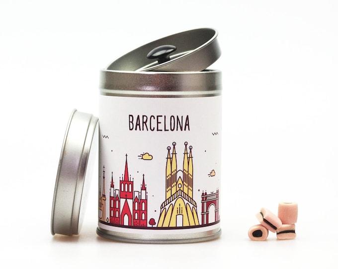 BARCELONA SKYLINE Gift Box