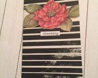 Traveler's notebook insert, junk journal