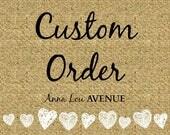 for Amy - 35 custom baby shower invites