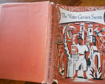 Maria Christina Chambers vintage book on Mexico.