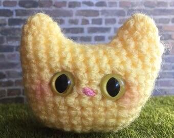 Mellow Yellow kitty