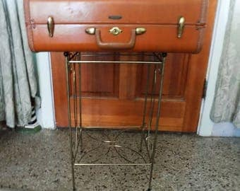 Superieur Suitcase Side Table