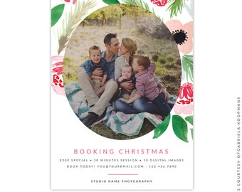 Christmas Marketing Ad - Instant download - e1522