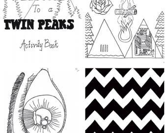 Private listing Twin Peaks Book