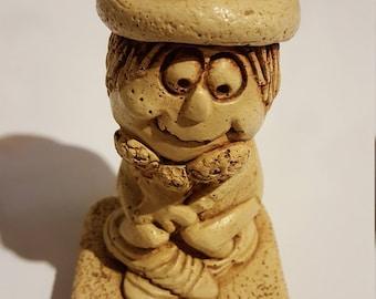 Doohinky Size W-415 Funny Paula Figurine, 1975