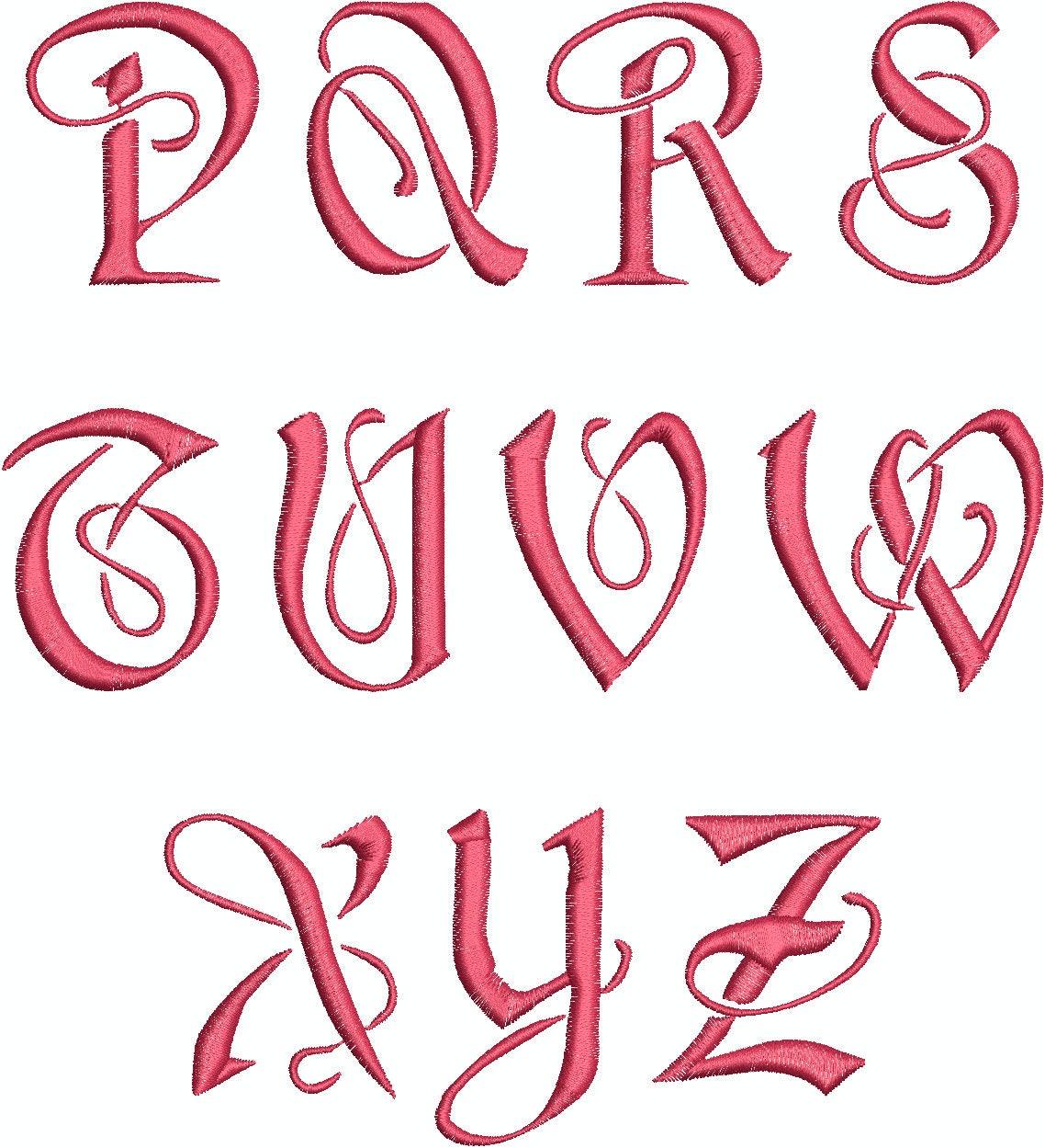Victorian Monogram Font Dafont – Daily Motivational Quotes