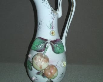 Japan Mini Small Vintage Porcelain Fruit Pitcher