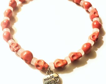 Small Skull Bracelets