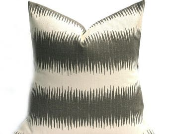 15% Off Sale Gray Pillow Decorative Pillows Gray Pillow Cover Burlap gray  Pillows - grey  pillow - home decor - Gray Mustard yellow pillow