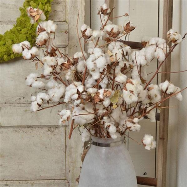 Wedding Cotton Stalk, Cotton Branches, Wedding Centerpiece ...
