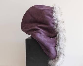 Cozy Warm Fuzzy Fur Festival Hoodie