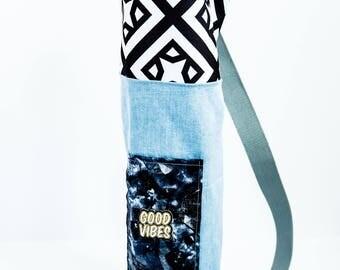 Yoga Mat Bag, Pilates Mat Bag, Eco-Canvas Mat Bag, Standard Mat Bag, Yoga Gift