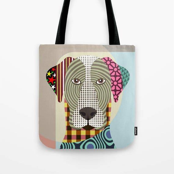 Great Dane Bag, Great Dane Gifts, Great Dane Art Print,  Dog Tote Bag, Dog Lover's Gift, Animal Lover Gift, Pet Tote Bag