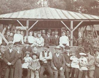 Guthrie, Oklahoma Vintage Photo Fair Valley Elberta Peach Compound