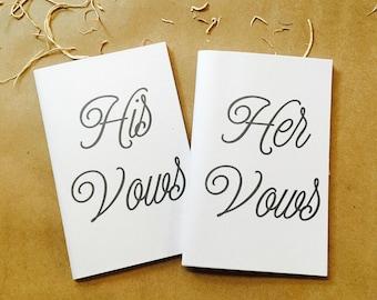 Wedding {Ceremony Books}